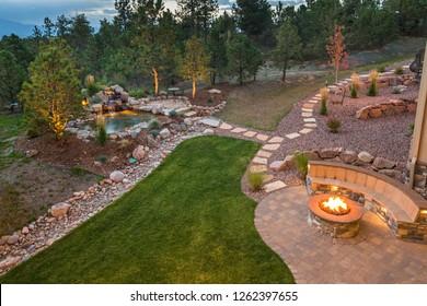 Amazing Fire Pit