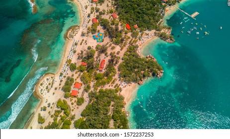 Amazing Haiti Landscape, The Caribbeans