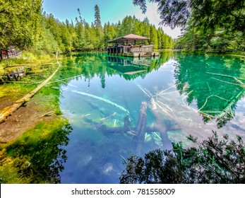 Amazing Kitch-iti-kipi - Michigan Natural Spring