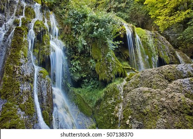 Amazing landscape of Krushuna Waterfalls, Balkan Mountains, Bulgaria
