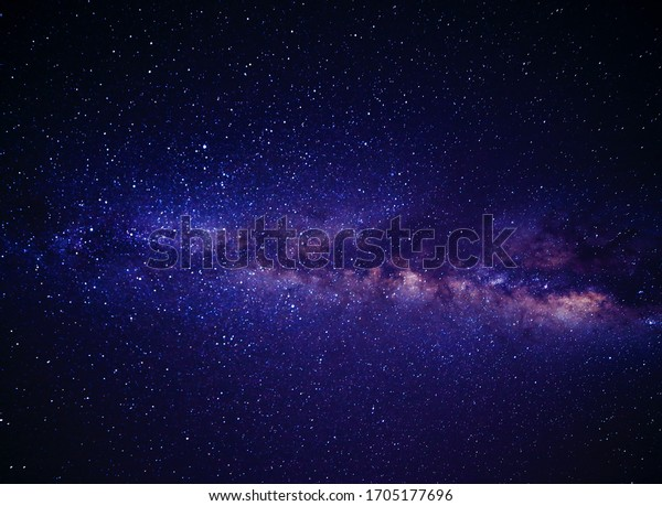 Amazing milky way galaxy picture