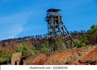 The amazing mines of Riotinto