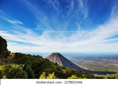 Amazing mountains landscape in Guatemala