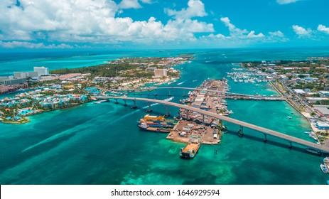 Amazing Nassau City, The Bahamas