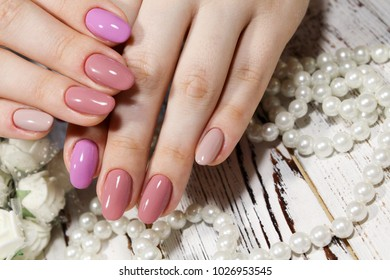 manicured nails images stock photos vectors shutterstock