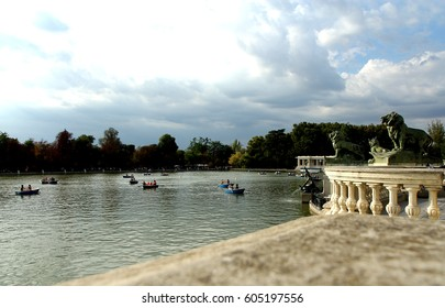 Amazing park, Spain