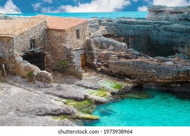 amazing place on the spanish island Mallorca, Spain