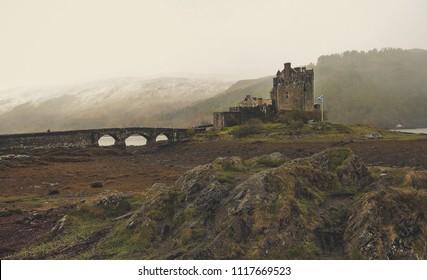 Amazing Scotland landscape