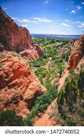 Amazing shot in Colorado at Garden of the Gods