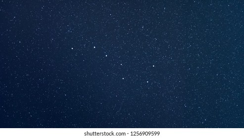 Amazing Ursa Major or Big Dipper or Great Bear constellation