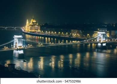 Amazing view from Budapest.