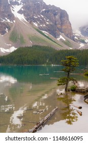 Amazing view of Moraine lake, Banff national park, Canada