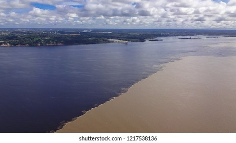 Amazon river - Manaus - Amazonas - Brazil