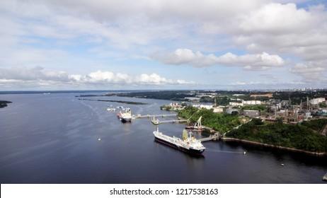 Amazon river - Manaus - Amazonas - Brazil