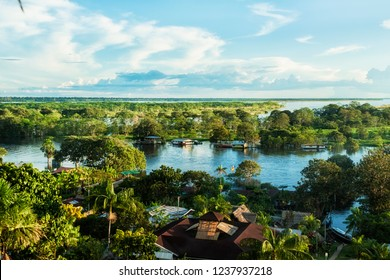 Amazonas River (Jungle in Colombia)