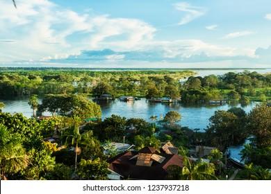 Amazonas River (Jungle in Colombia)