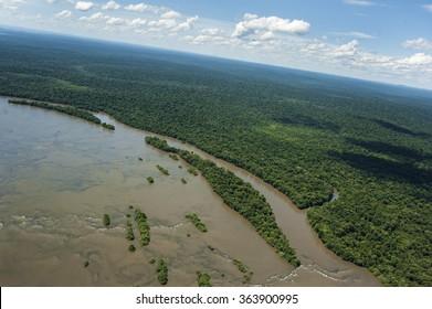 Amazonian rivers