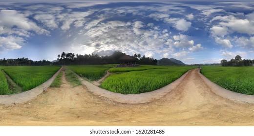 Ambalama area in matale, srilanka - Shutterstock ID 1620281485
