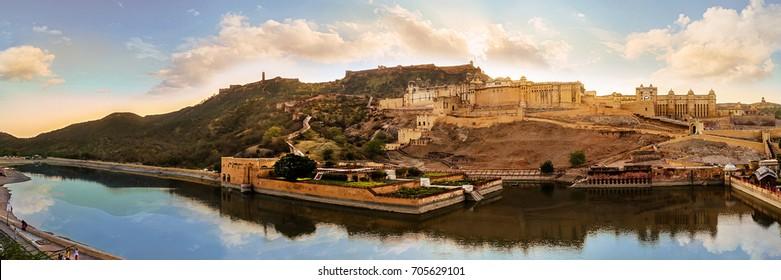 Amber Fort Jaipur Rajasthan