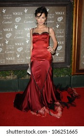 Amber Heard  at the 2nd Annual Art of Elysium Black Tie Charity Gala 'Heaven'. The Vibiana, Los Angeles, CA. 01-10-09