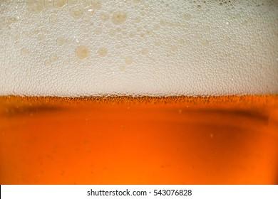Amble ale Craft Beer bubbles