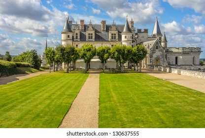 Amboise Castle, France
