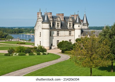 Amboise Castle, France. A UNESCO World Heritage Site.