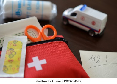ambulance and rescue equipment