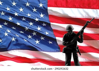 America, bravery, armed.