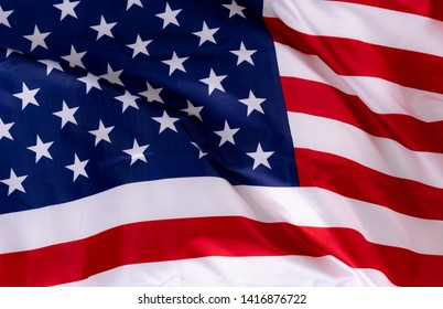 America flag background, Memorial Day or Independence Day background.