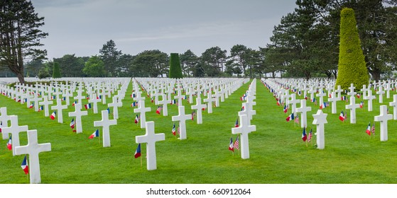 American Cemetry, Normady France