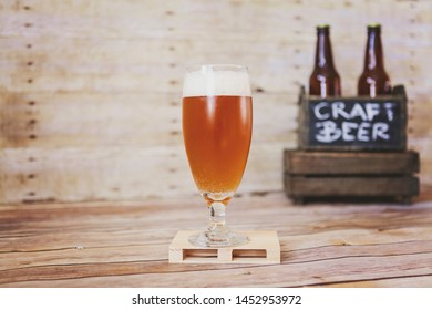 American Craft Beer in Brewery