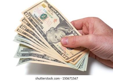 American Currency, American Dollars.