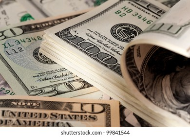 american dollar bills from the u.s.