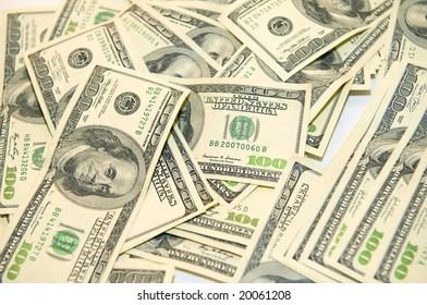 American dollars by merit into 100