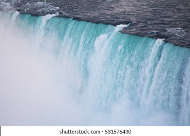 American Falls in Late Afternoon viewed from Skylon Tower