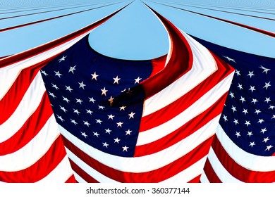 """the """"American Flag"""""""