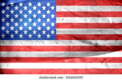 American Flag patriot