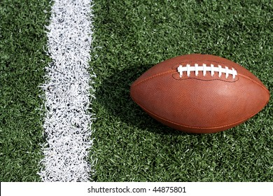 American Football near First Down