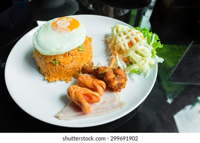 American Fried Rice,thai food