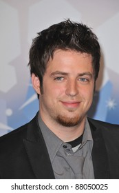 American Idol finalist Lee Dewyze at the party for the American Idol Final 12 at Industry, Los Angeles. March 11, 2010  Los Angeles, CA Picture: Paul Smith / Featureflash