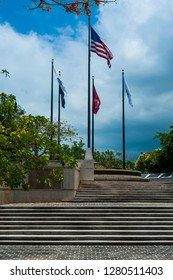 American Memorial Park, Saipan, Northern Marianas, Central Pacific