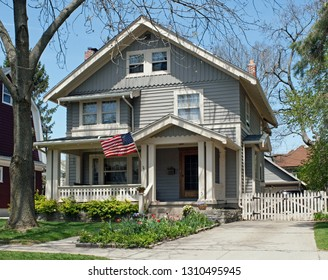 American Midwest House