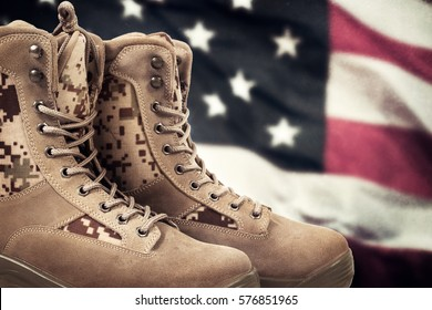 American military boots