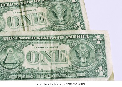 American money on with surface, ideal for your economy and financial projects.
