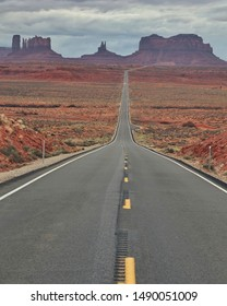 american national monument valley road