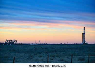 American Shale Gas - Drilling Rig