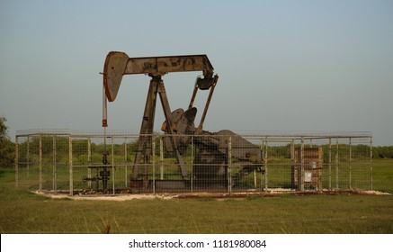 American Shale Well Pumpjack