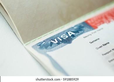 Us Visa Images, Stock Photos & Vectors | Shutterstock