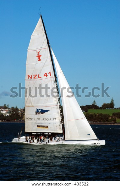 America's Cup Challenger
